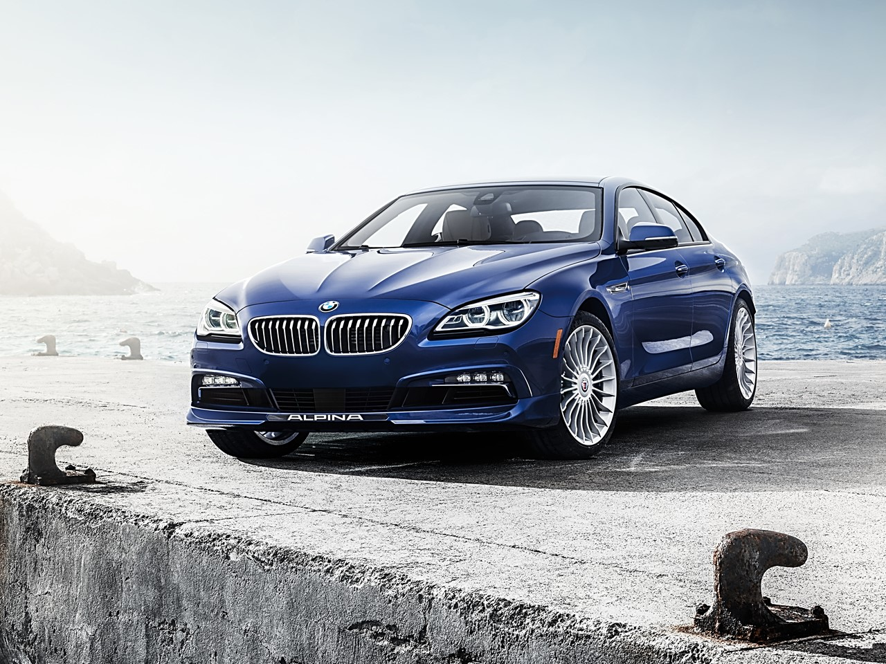 2016 Alpina B6 xDrive Gran Coupe 6