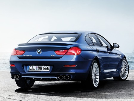 2016 Alpina B6 xDrive Gran Coupe 7