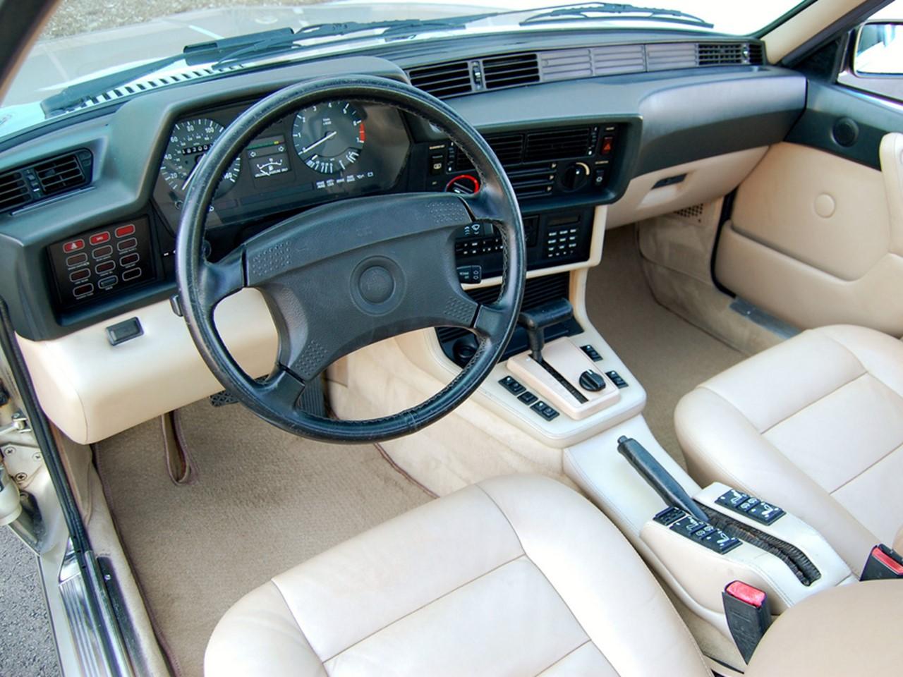 BMW 635 CSi : NotoriousLuxury