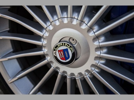 Alpina B6 alloy wheels 1