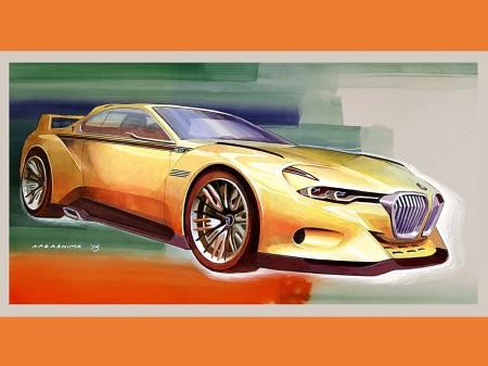 BMW 3.0 CSL Hommage 2