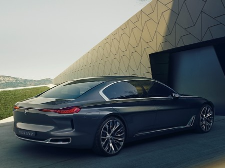BMW Future Luxury Concept 11