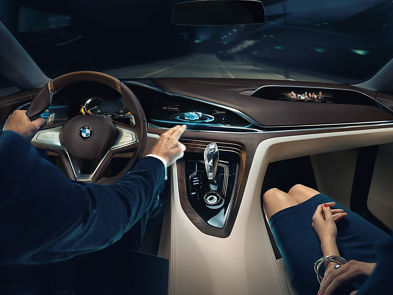 BMW Future Luxury Concept 4