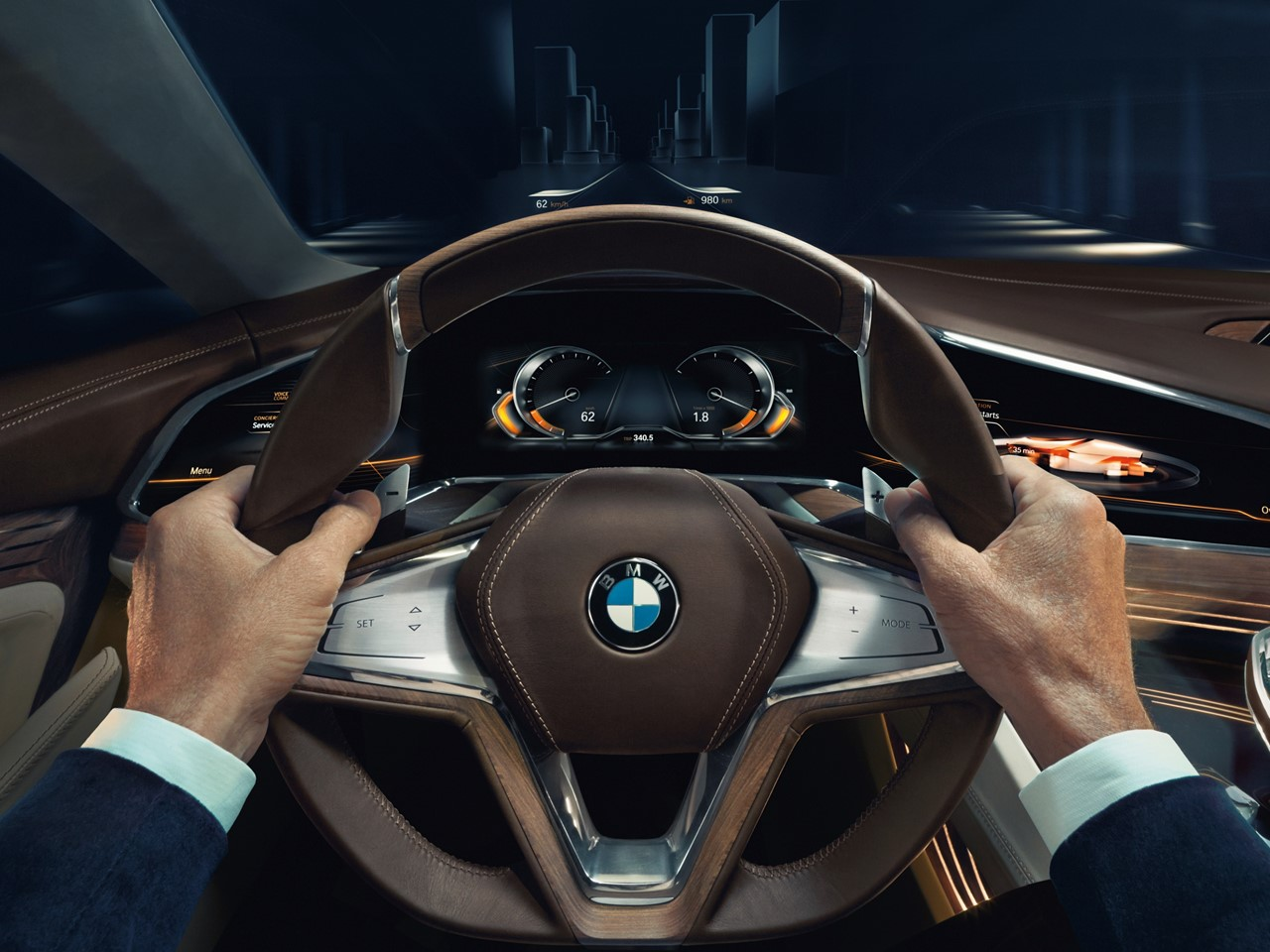 BMW Future Luxury Concept 5