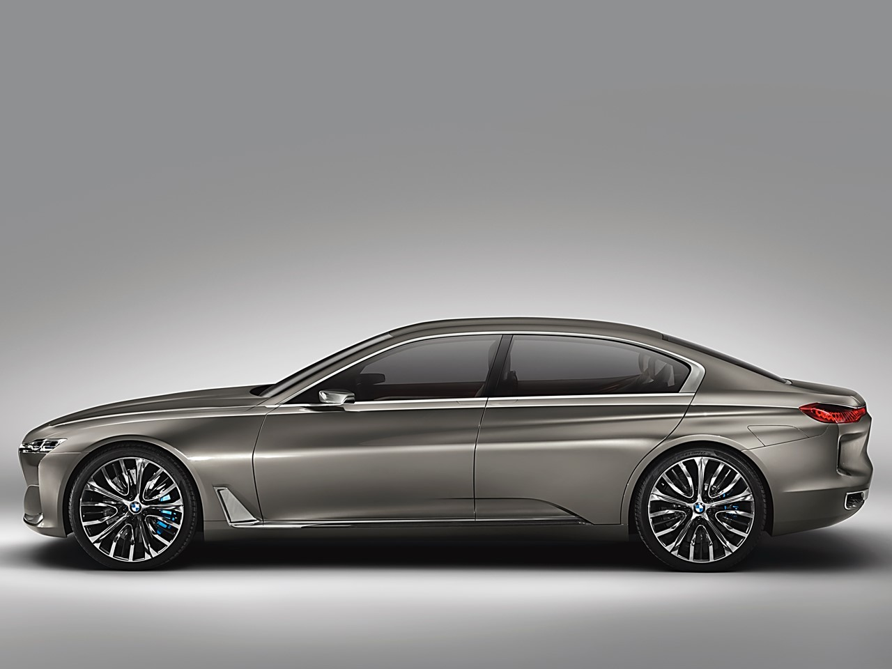 BMW Future Luxury Concept 7