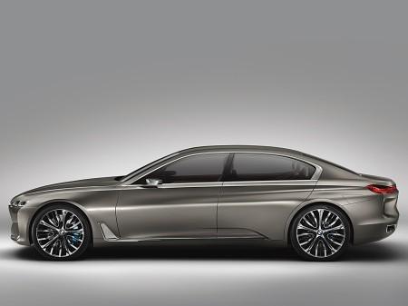 BMW Future Luxury Concept 7