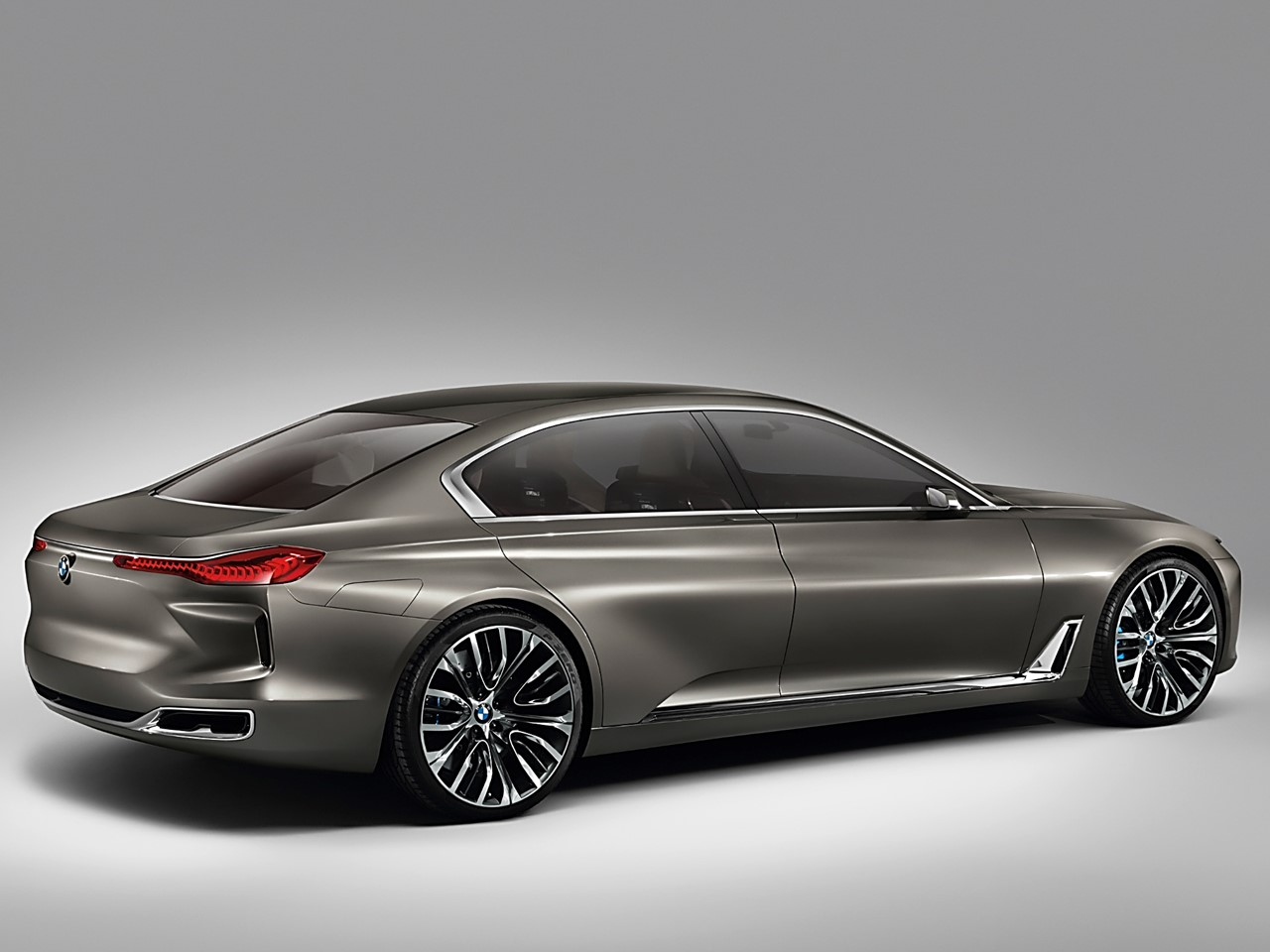 BMW Future Luxury Concept 8