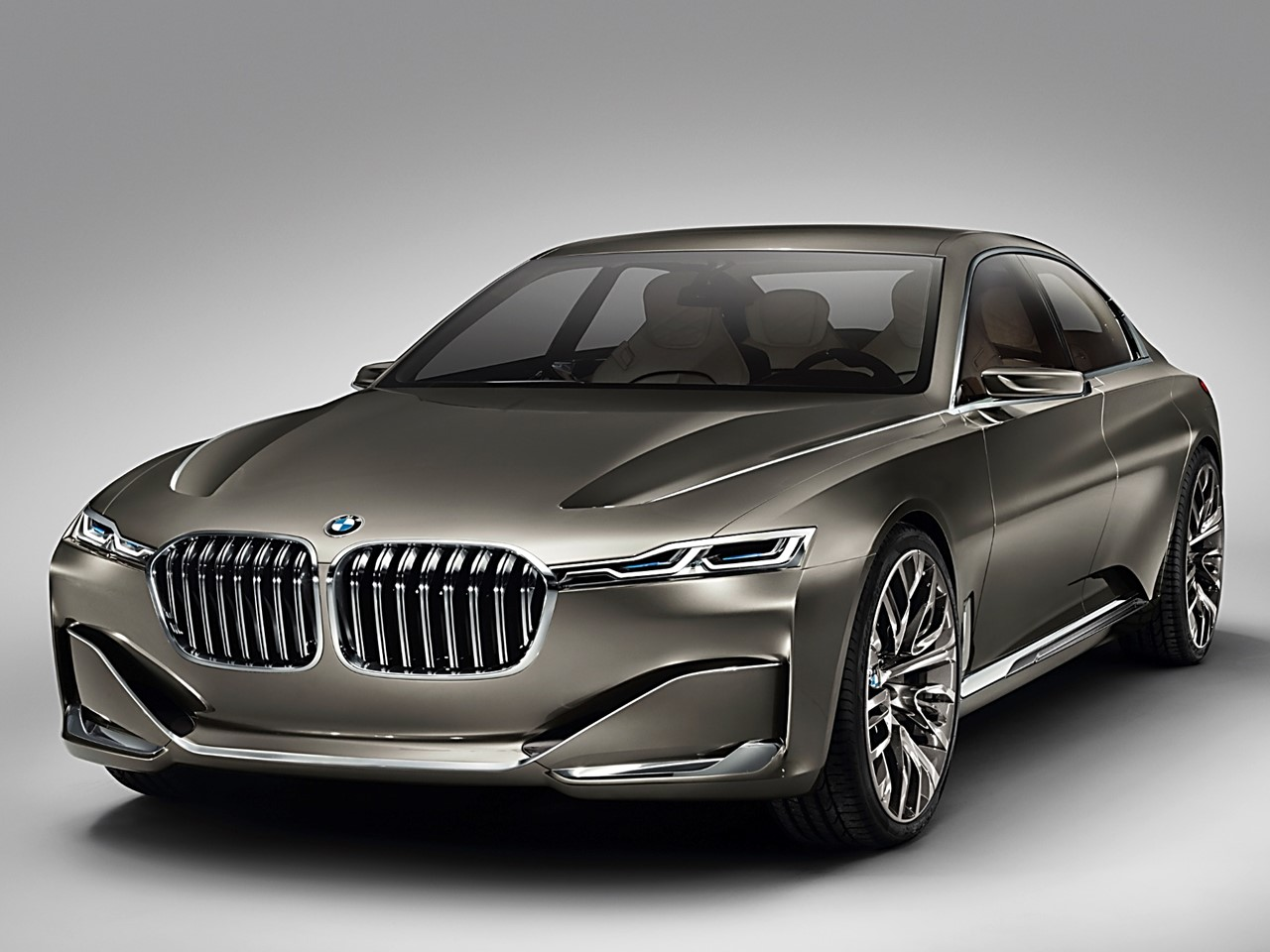 BMW Future Luxury Concept 9
