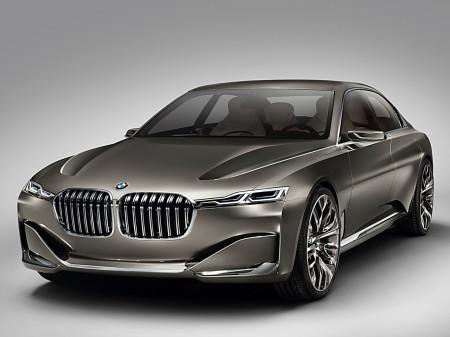 BMW Future Luxury Concept 9