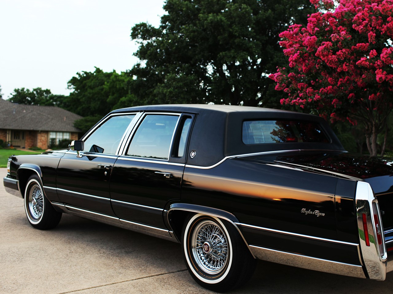 The Magnificent 1990 Cadillac Brougham – NotoriousLuxuryNotoriousLuxury
