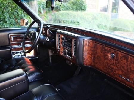 1990 Brougham d'Elegance interior 1