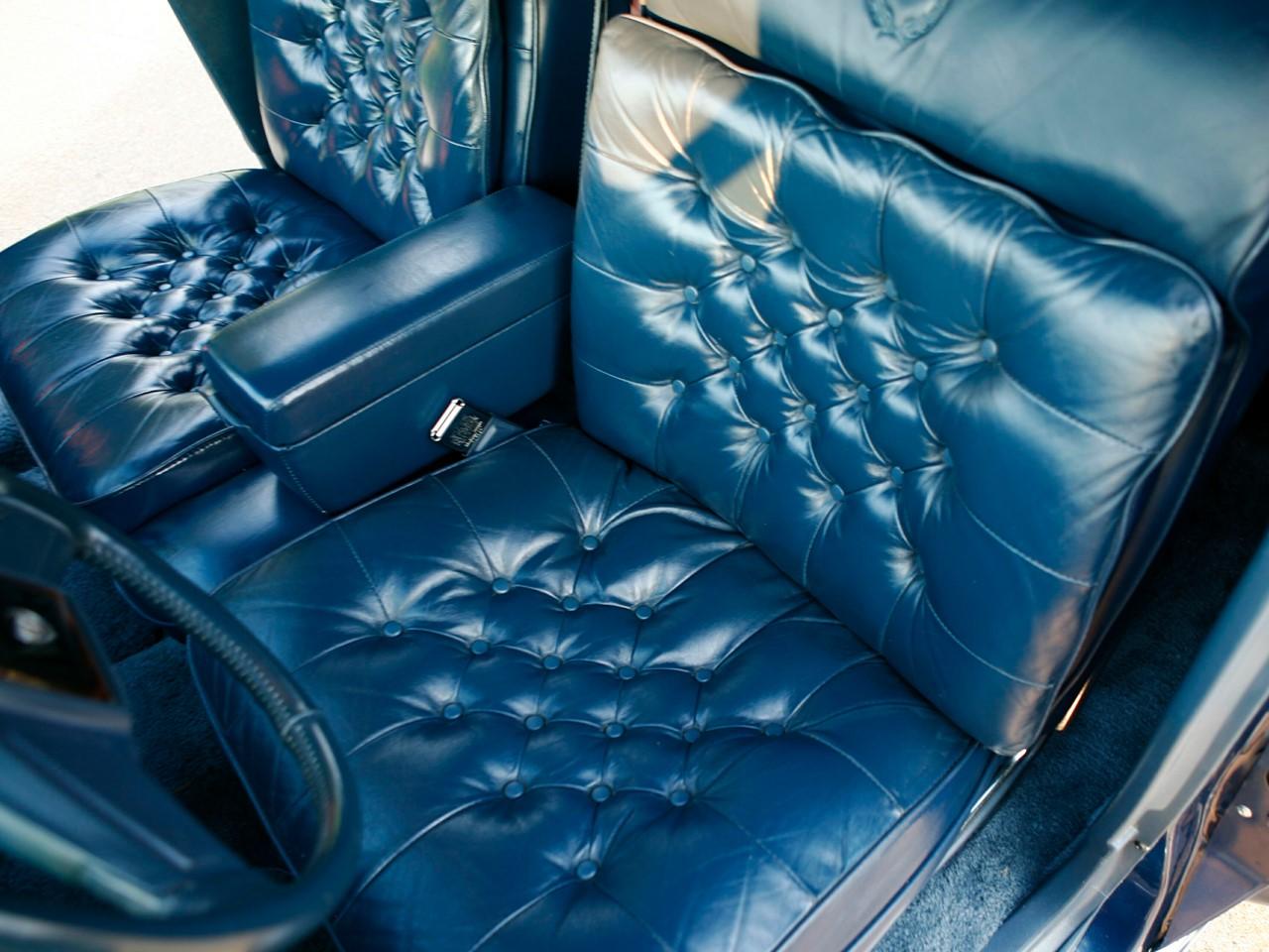 1990 Brougham d'Elegance interior 4
