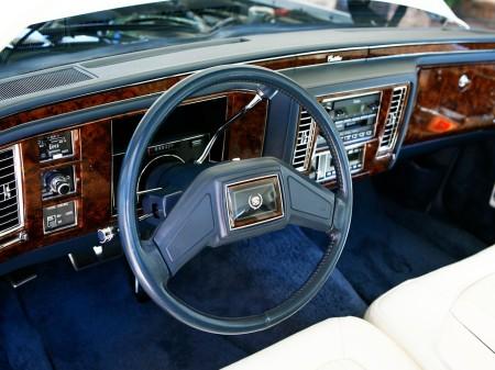 1990 Brougham interior 1
