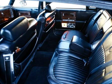 1990 Brougham interior 2
