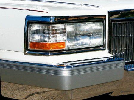 1990 Brougham white 1