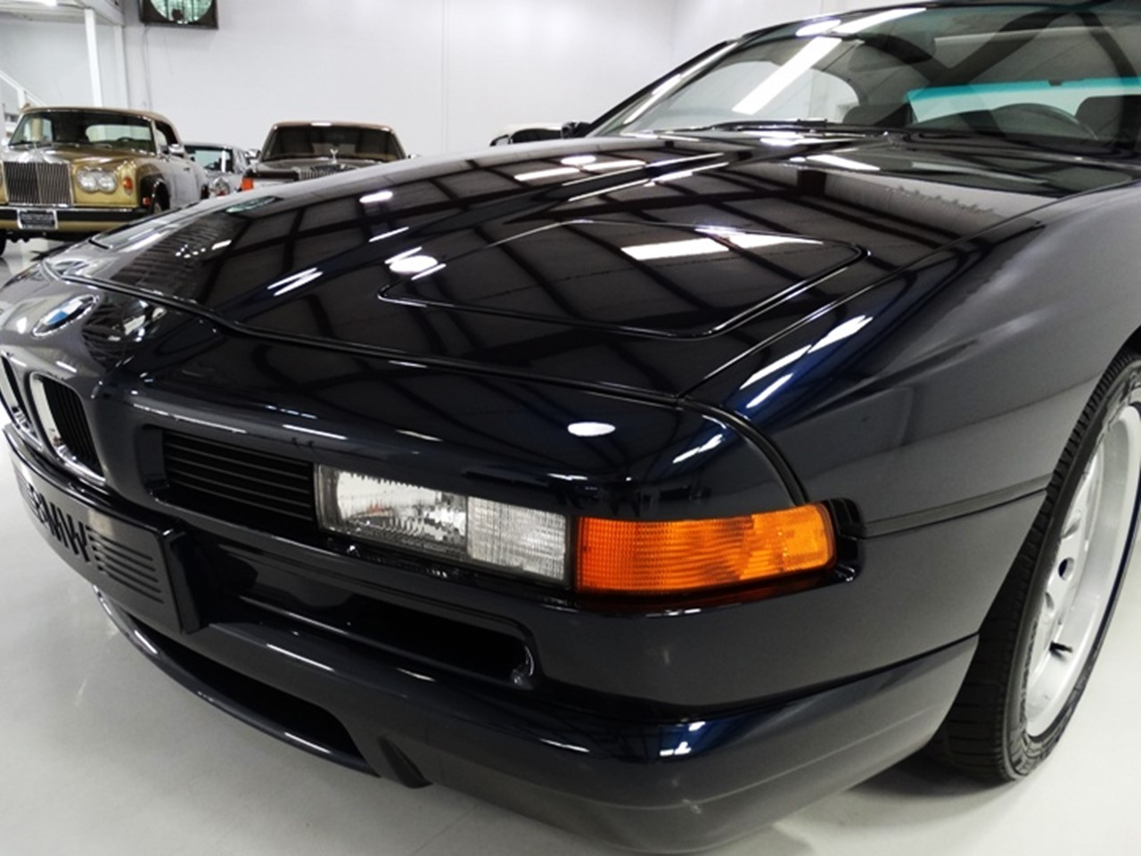 1997 BMW 850 Ci 8