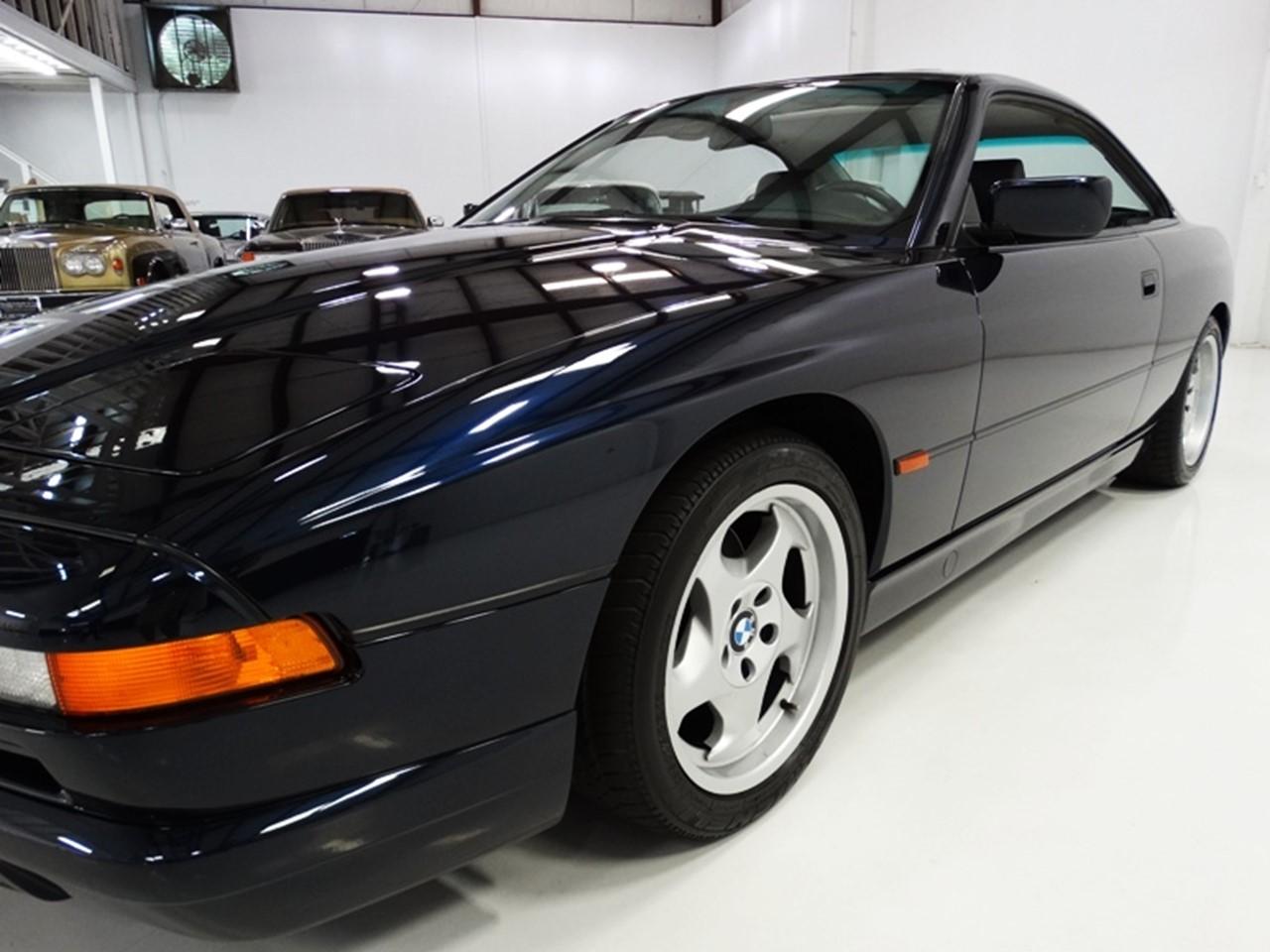 1997 BMW 850 Ci 9