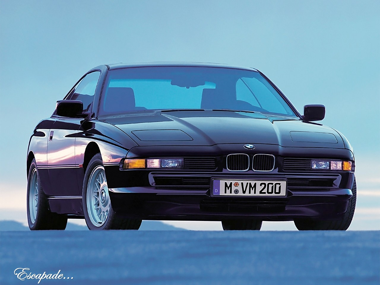 Go Fast With Class – BMW 850 Ci Sophisto… | NotoriousLuxury