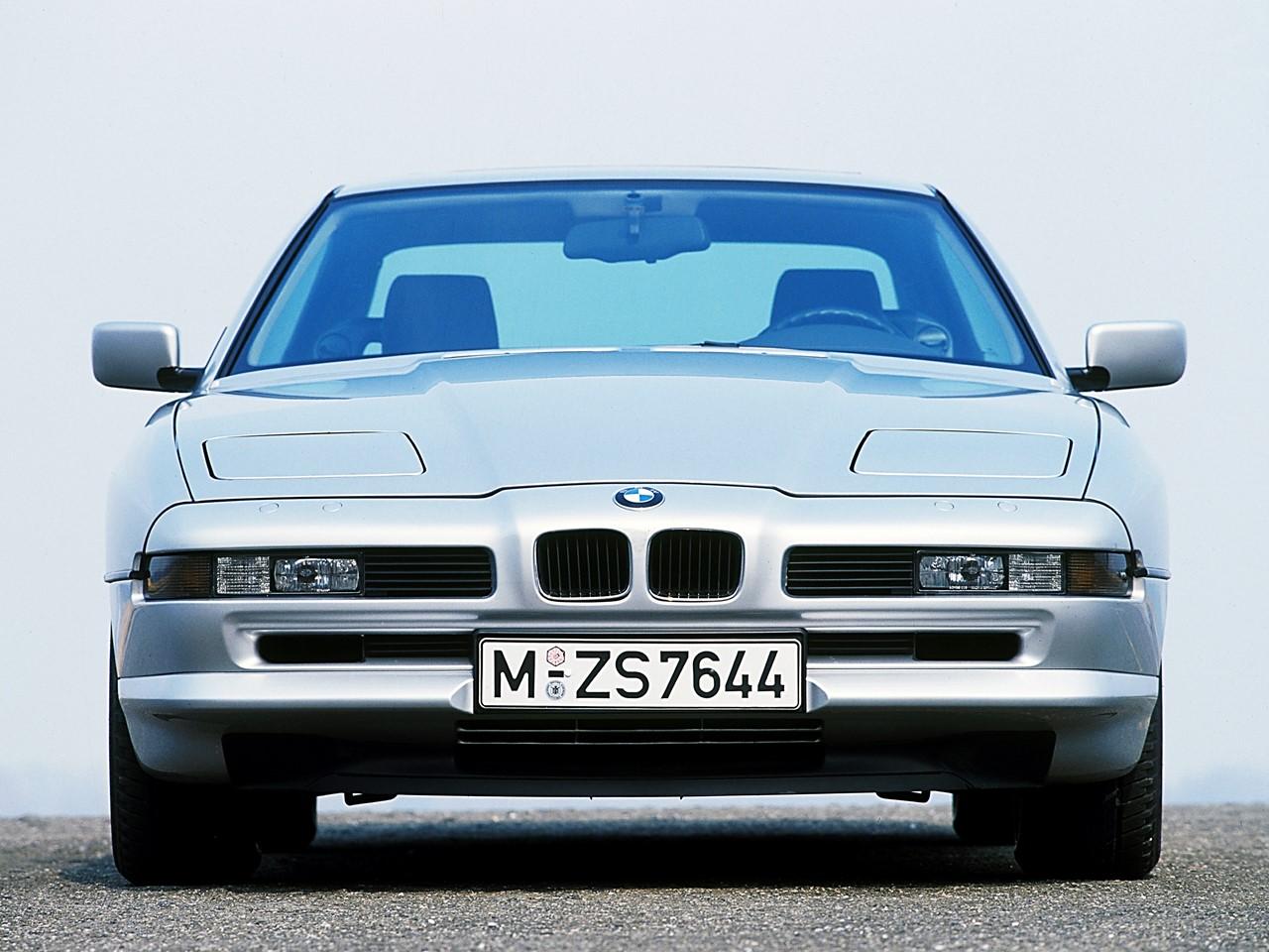 BMW 850 Ci 2