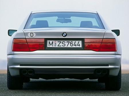 BMW 850 Ci 3