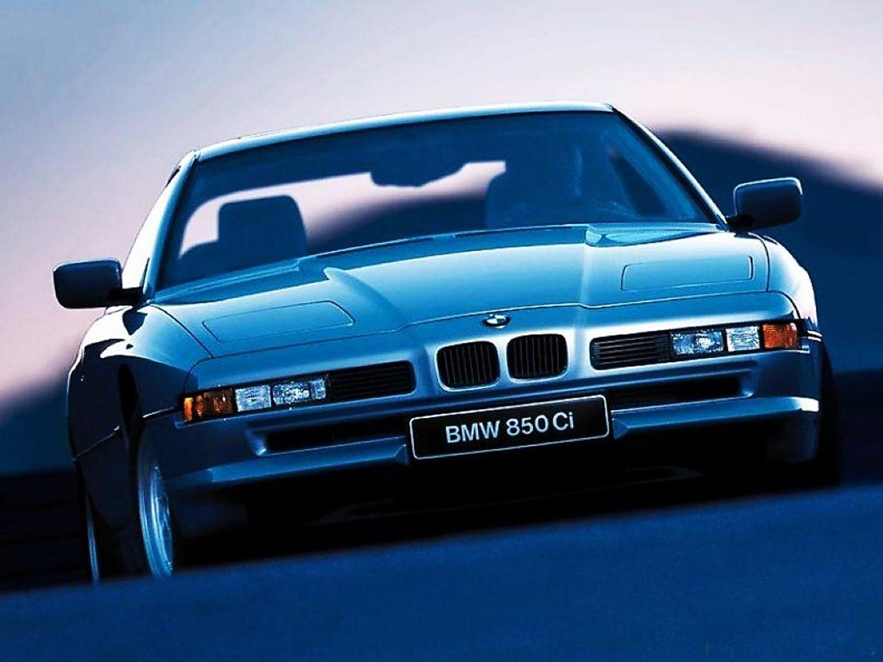 BMW 850 Ci 4