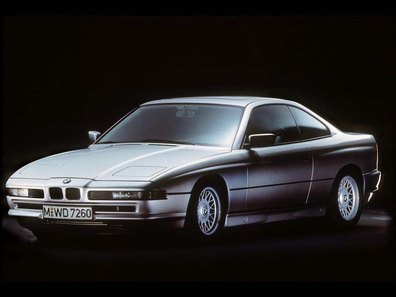 BMW 850 Ci 5