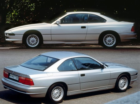 BMW 850 Ci 7