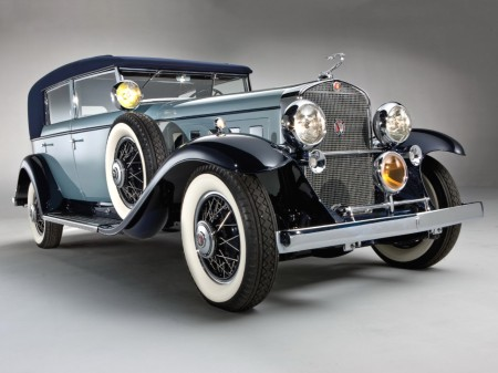 1930 Fleetwood V16 1