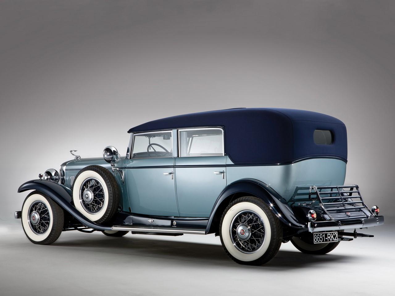 1930 Fleetwood V16 5