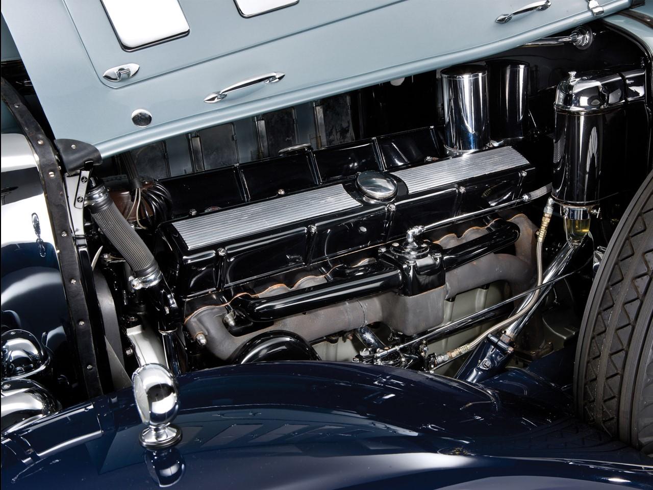 1930 Fleetwood V16 6
