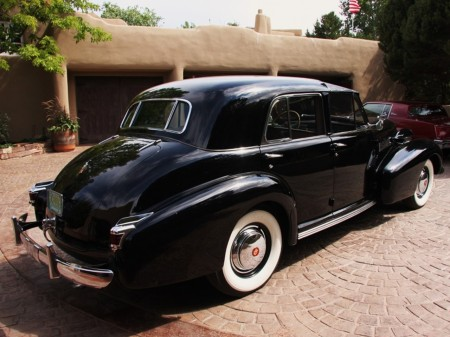 1939 Sixty-Special Derham Town Car 3