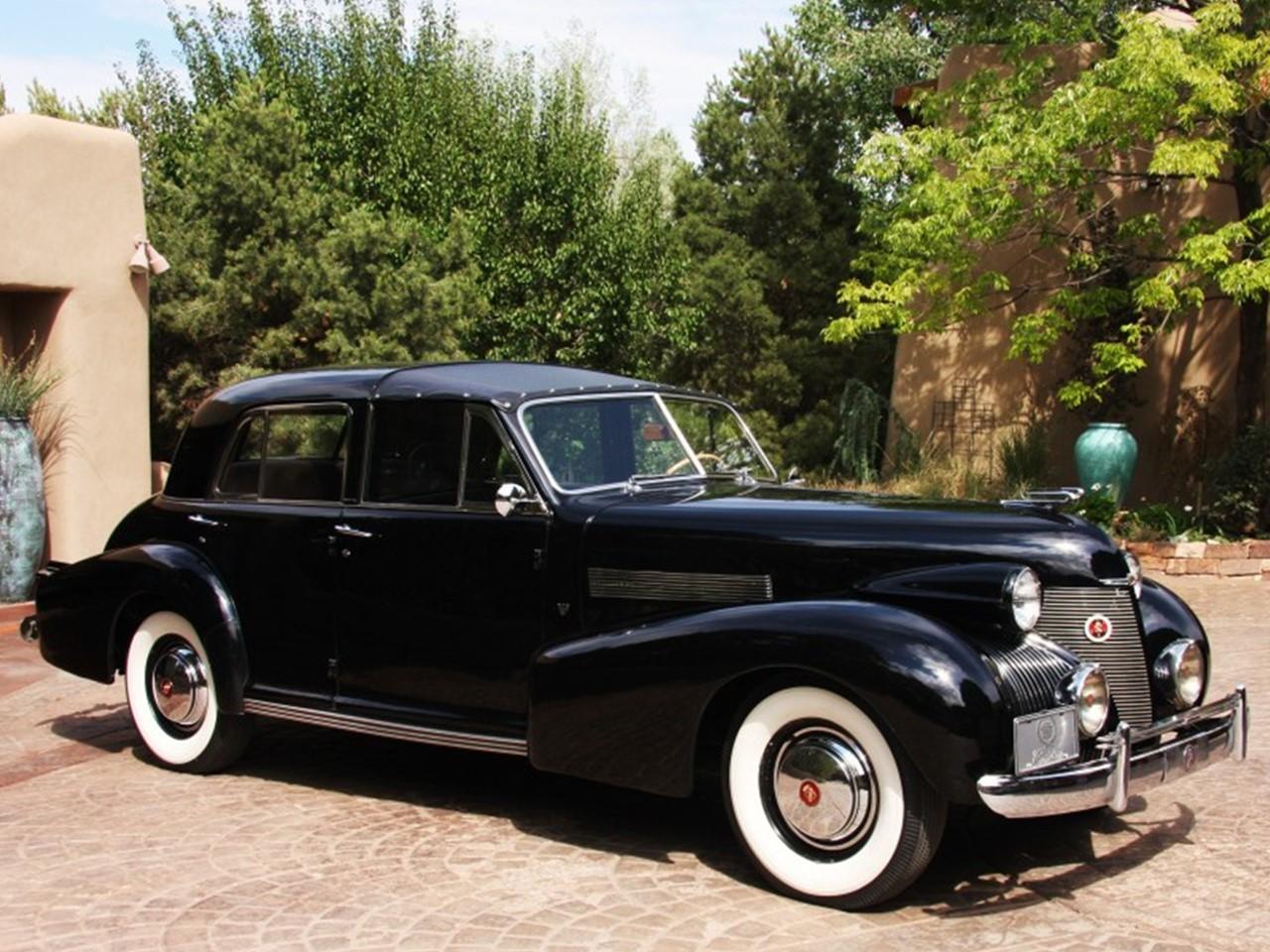 1939 Sixty-Special Derham Town Car 4