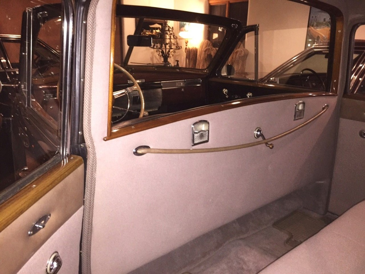 1939 Sixty-Special Derham Town Car 6