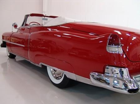 1952 tail fin