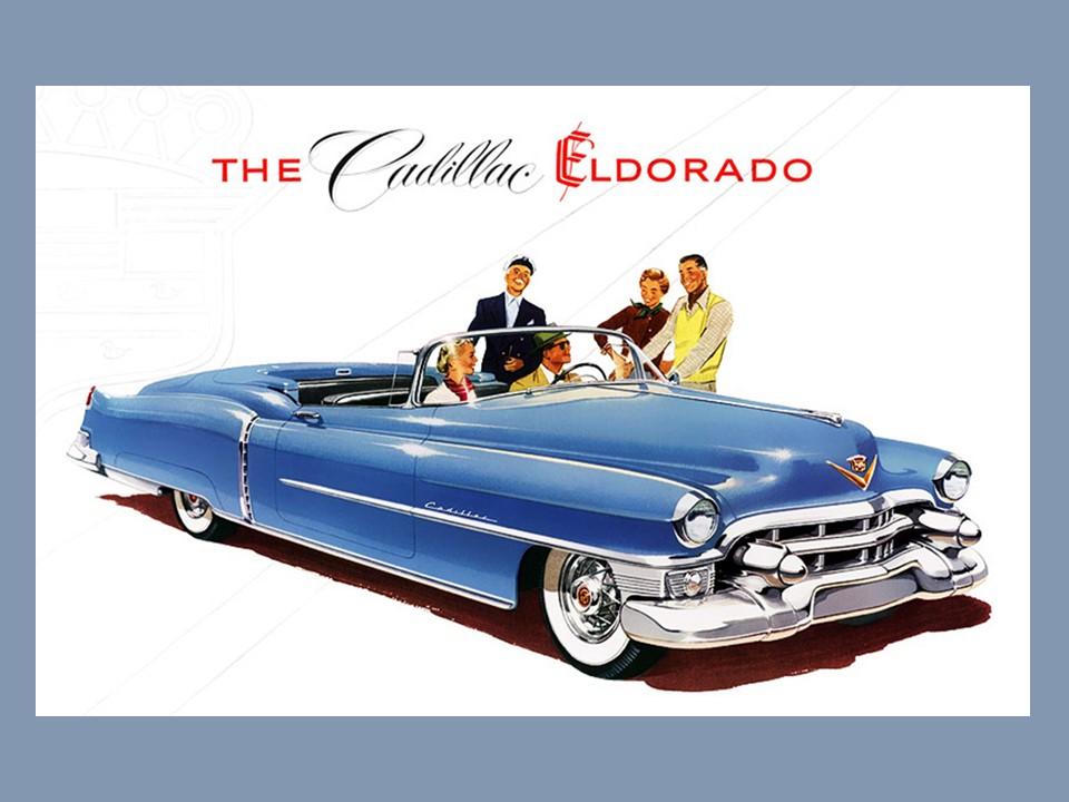 1953 Series 62 Eldorado 3