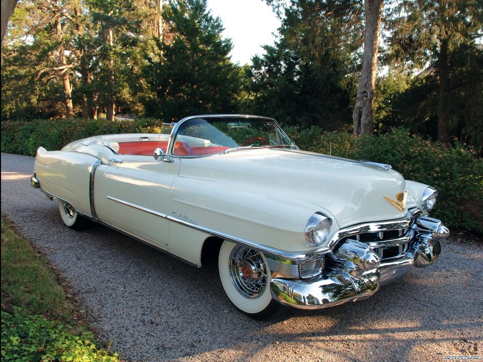 1953 Series 62 Eldorado 4