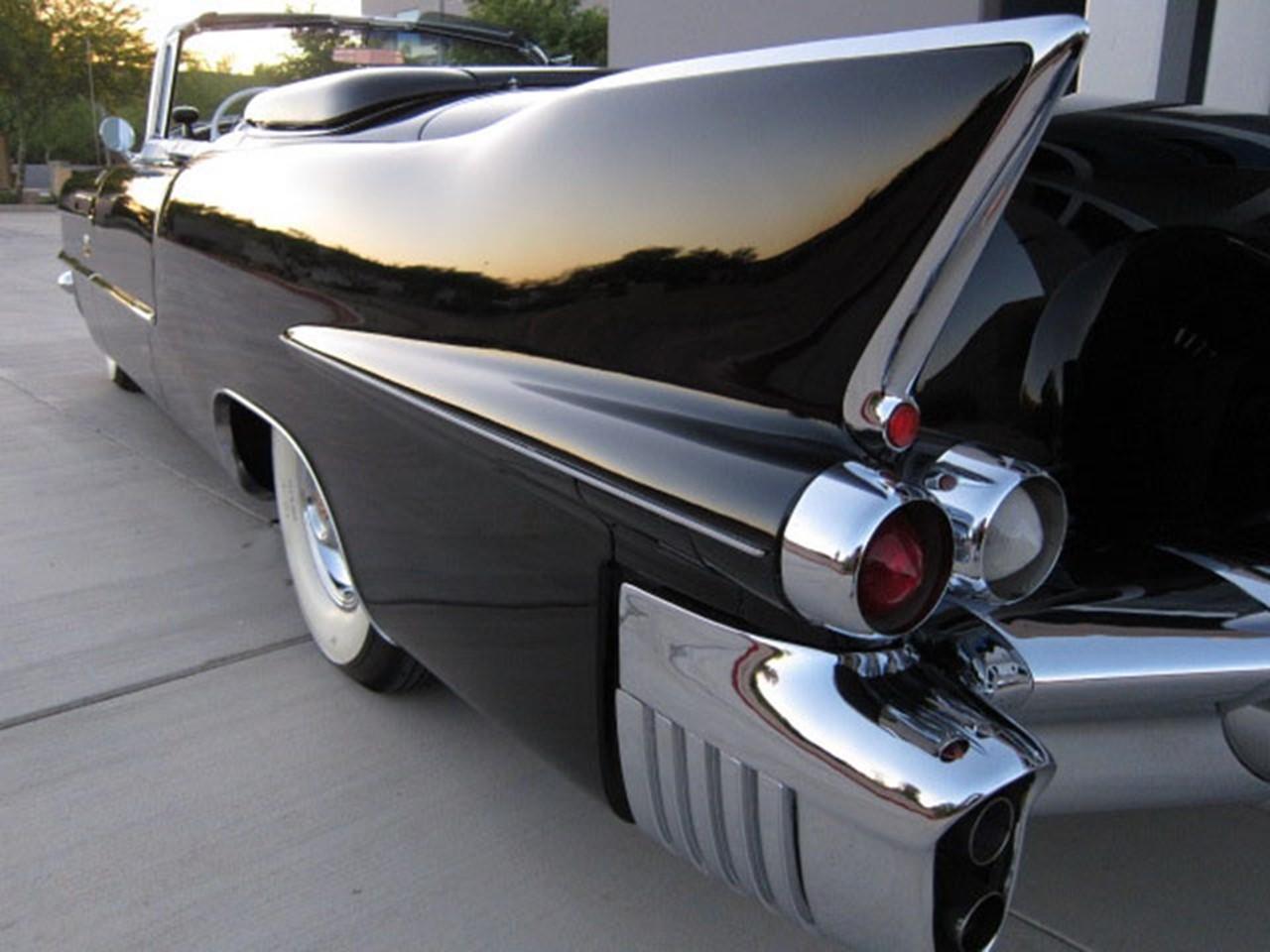1956 Eldorado tail fin
