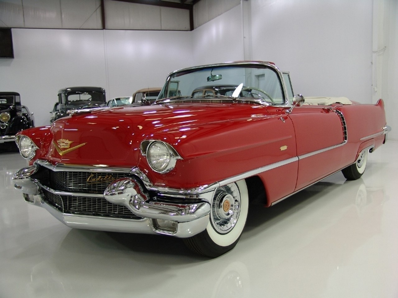 1956 Series 62 convt 1