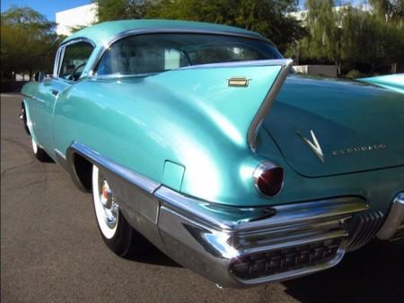 1957-1958 Eldorado tail fin