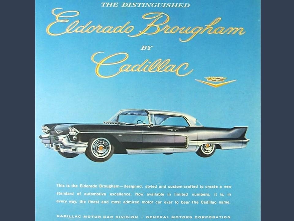 1957-1958 Series 70 Eldorado Brougham 7