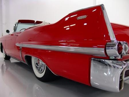 1957 tail fin