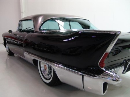 1958 Eldorado Brougham tail fin