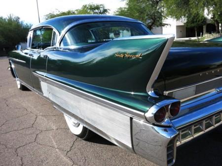 1958 tail fin