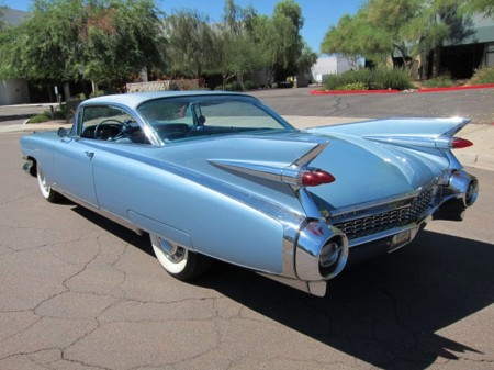 1959 Eldorado 6400 Seville 5