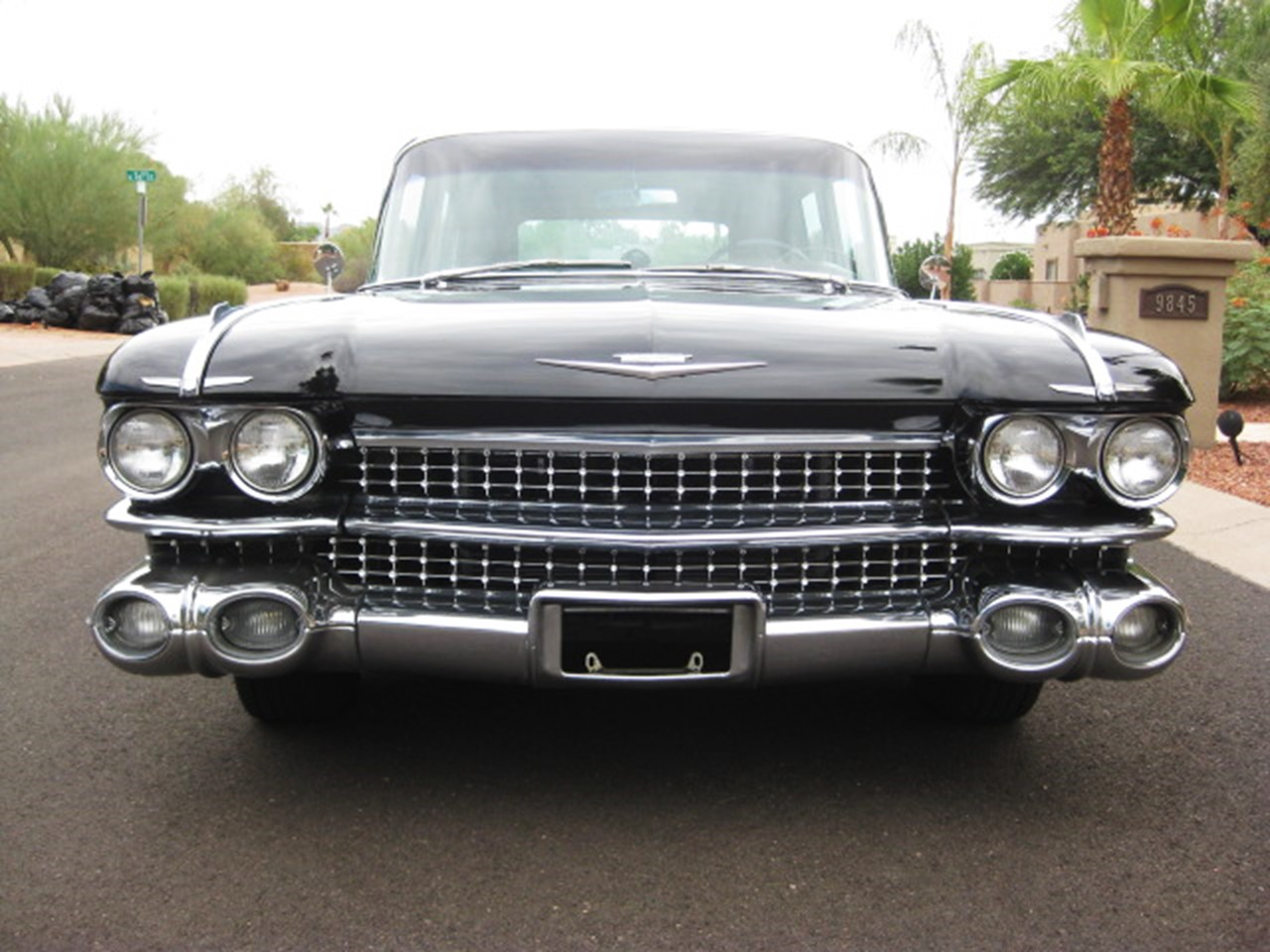 1959 Fleetwood Series Seventy-Five 1
