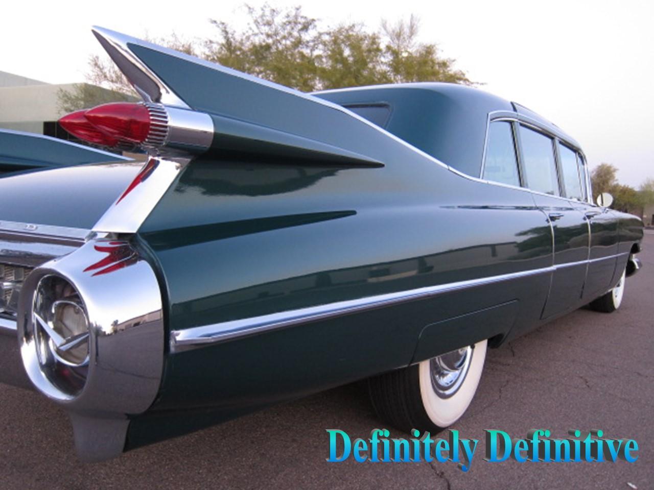 1959 Series Seventy-Five