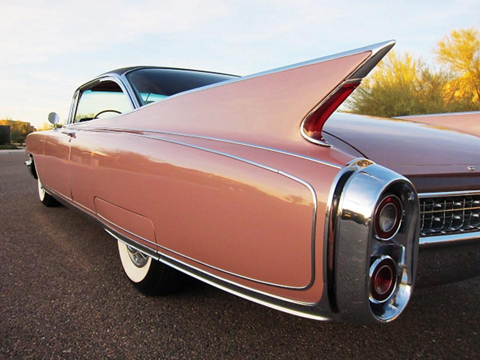 1960 Series 6400 Eldorado Seville 1