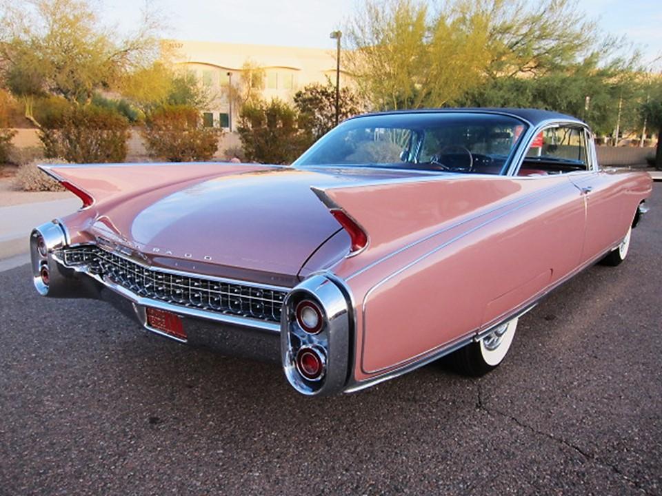 1960 Series 6400 Eldorado Seville 2