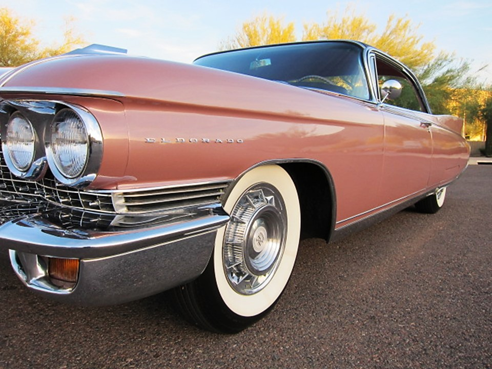 1960 Series 6400 Eldorado Seville 6
