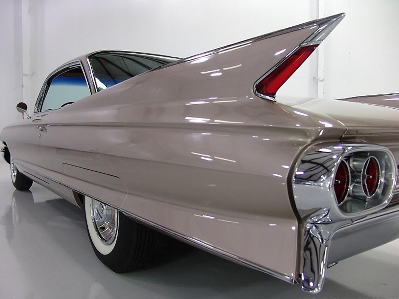 1961 tail fin